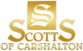 Scotts of Carshalton | Artisan Butchers Logo